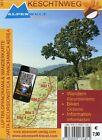 Keschtnweg Luftbildpanorama und Wanderkarte (2012, Mappe)