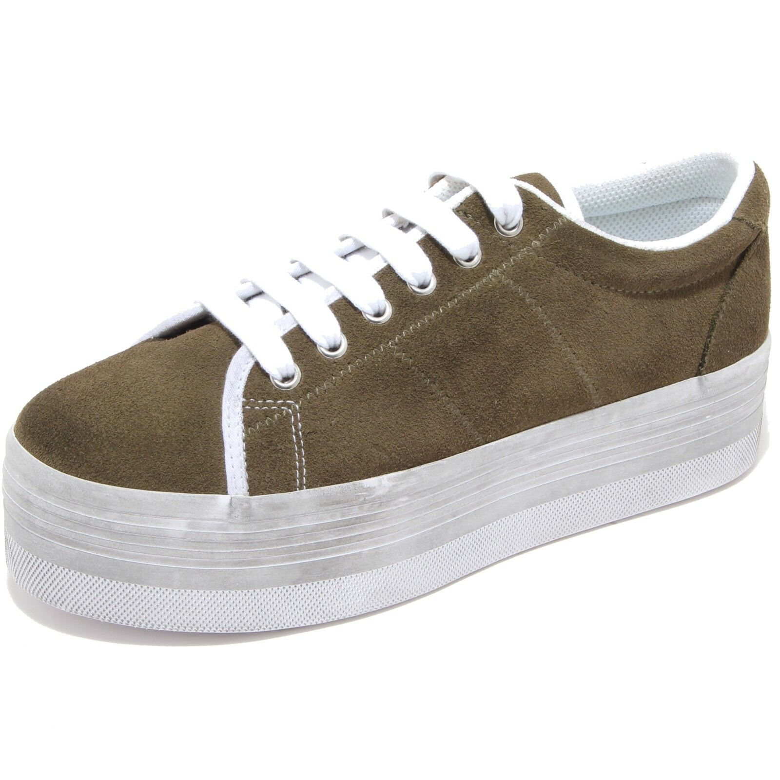 88819 sneaker JEFFREY CAMPBELL EPLAY ZOMG SUEDE WASH scarpa donna shoes Donna