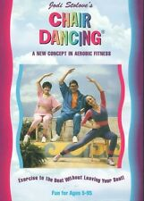 CHAIR DANCING THE ORIGINAL SENIOR DVD NEW CITIZEN OLDER ADULT WORKOUT