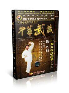 Chinese Traditional Taiji Mantis Boxing Series No.6 - Mei Hua Lu - Sun De 2DVDs
