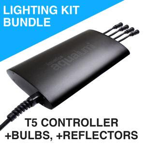 Iquatics Aqualumi Aquarium Controller- 1 Kit de contrôleur fluorescent T5 Tube-80w 5055432903257