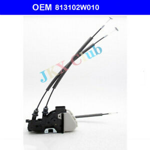 Front Left Genuine Hyundai 81310-2W010 Door Latch Assembly