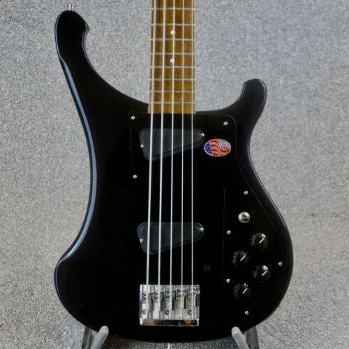 BLACK PICKGUARD for Rickenbacker 4003 S 5 String