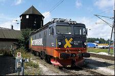 Originaldia: Hectorrail 161.101 am 11.08.2009 in Hallsberg #29
