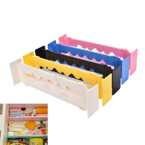 Pop Adjustable Stretch Clapboard Drawer Divider Necessities Storage Organizer