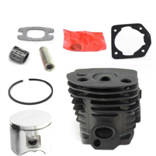 Cylinder Piston For Husqvarna 55 51 Chainsaw 503609172 Set Engine Kit W// Gasket