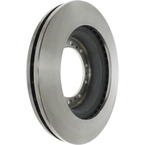 Disc Brake Rotor-C-TEK Standard Rear,Front Centric 121.80001