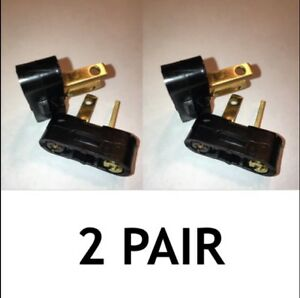 Four-2-Sets-Pioneer-BEST-QUALITY-Speaker-Plug-Connectors-for-SX-626-727-828-770