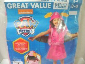 Size XS 3//4 Nickelodeon Paw Patrol Skye Child Costume Rubies