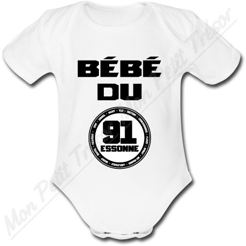 cadeau de naissance france Body Bébé ESSONNE Bébé du 91 français