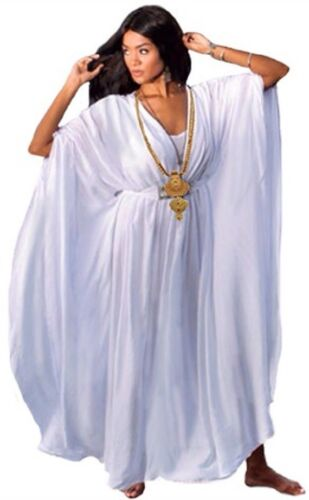 Boho Caftan Dress Women Plus Sizes Z468 LotusTraders Gown Butterfly V-Neck