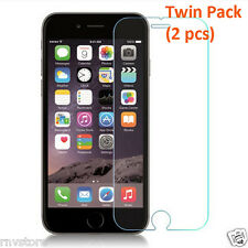 iPhone 6/6S Screen Protector Tempered Glass 2.5D Oil Resist Twin Pack (2 pcs)