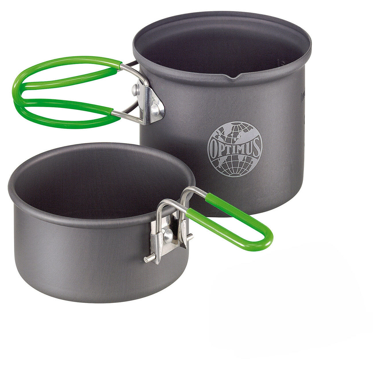 Optimus Cooker Terra Solo Cooking Set, 0.6 L Pan Pot Camping Outdoor Dishes
