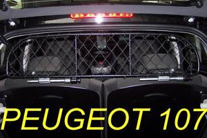 per trasporto cani e bagagli. Divisorio Griglia Rete Divisoria Ergotech RDA65-XXS