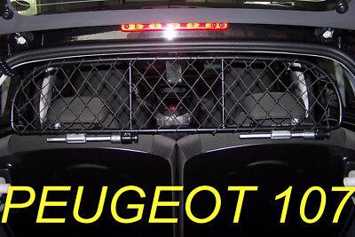 Ergotech Divisorio Griglia Rete Divisoria RDA65-XXXS per Trasporto Cani e Bagagli.