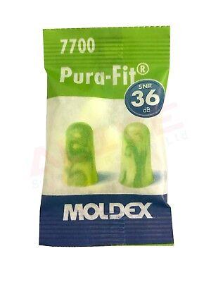 box of 50 Moldex Pura-Fit To Go SNR 36dB