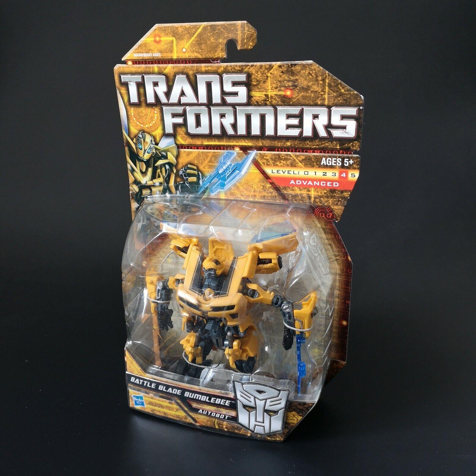 Transformers   Battaglia Lama Bumblebee Autobot   RARO Camaro concetto   Nuovo di Zecca