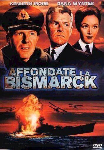 Affondate La Bismarck! (1960) DVD