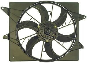 Dorman-620-118-Engine-Cooling-Fan-Assembly-fit-Ford-Thunderbird-94-95-L6-3-8L