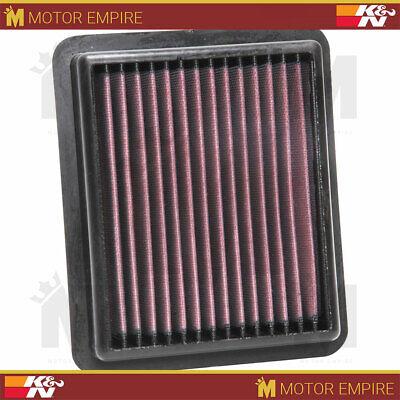 K/&N Filters Air Filter For 18-18 Honda Accord