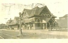 Muncie, IN The Old Union Station 1908