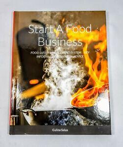 Start A Food Business Hardback by Culina Salus