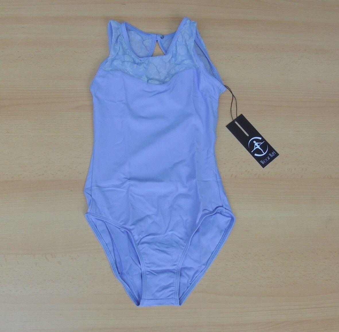 Wear Moi Majeste 10 12 Obertrikot Tanztrikot Tanztrikot Tanztrikot Body Ballett Camisole Lilac Flieder 081f0c