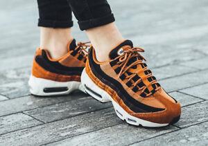 Details about Nike Wmns Air Max 95 LX Sneaker AA1103 200 Pony Haar Damen Schuhe Neu Gr.37,5