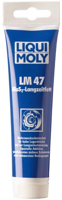 Liqui Moly 3510 LM 47 Long-Life Grease + MoS2 100g 3510
