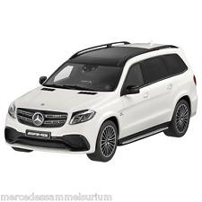 Mercedes Benz X 166 - GLS 63 AMG Weiss 1:18 Neu OVP Limitiert