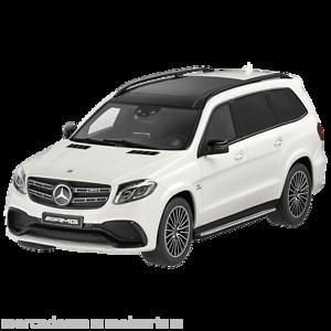 Mercedes Benz x 166-GLS 63 AMG Weiss 1 18 nuevo embalaje original limitado
