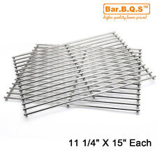 Weber BBQ Replacement Stainless Steel Cooking Grill Grid Grate SG521 7523 9855