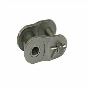 """Double Strand Roller #60 Chain Connecting Link Half buckle For 3//4/"""" Pitch 157G"""