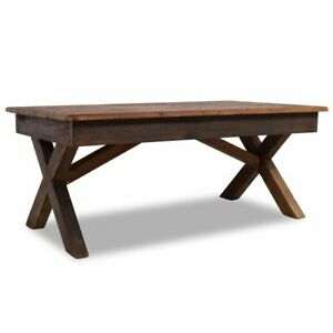 vidaXL-Solid-Reclaimed-Wood-Coffee-Table-43-3-034-Couch-End-Side-Living-Room