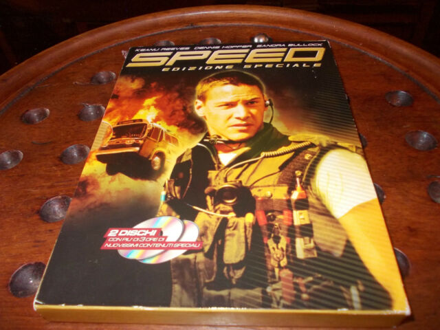 Speed Cartonato Box 2 Dvd ..... Nuovo