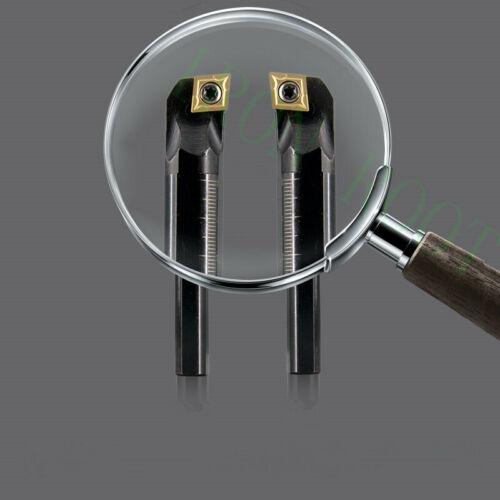 1P S08K-SCLCR06 CNC lathe internal tool holder boring bar  for CCMT06 Insert
