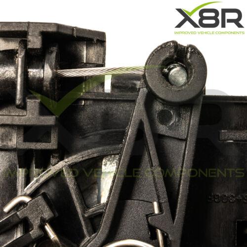 Ford Mk4 Mondeo Galaxy S-Max roto quebró Bonnet Cable de salida Fix Kit De Reparación