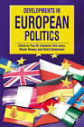 Developments in European Politics by Paul M. Heywood, Ulrich Sedelmeier, Martin Rhodes, Erik Jones (Paperback, 2006)