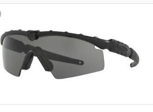 3456d7d1ba Oakley SI Ballistic M-Frame 2.0 Strike Blk Grey Sunglasses ...