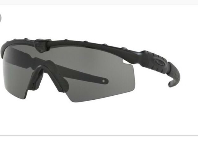 Oakley SI Ballistic M Frame 2.0 Strike Black / Grey Lens Mil Spec ...