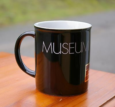 Black Museum Of Flight Coffee Mug 3 1 2 Tall Cup Pacific Nw Wa Boeing Ebay