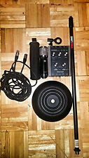 Sterling Audio ST55 Condenser Professional Microphone *BUNDLE*