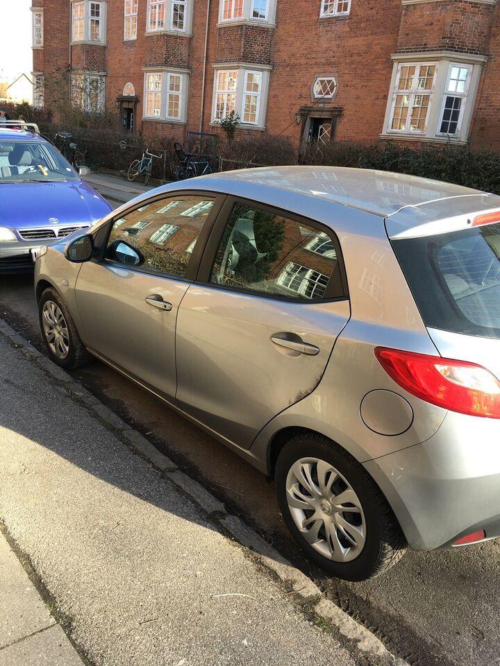 Nysynet driftsikker bil sælges