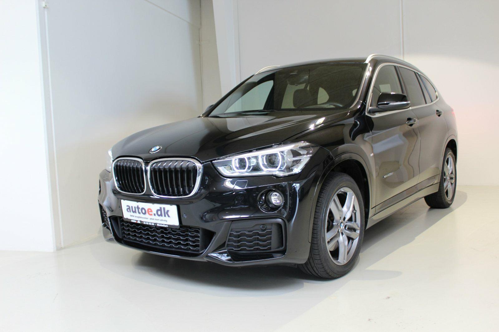 BMW X1 2,0 xDrive25d M-Sport aut. 5d - 519.800 kr.