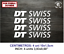 Sticker Vinilo Decal Vinyl Aufkleber Autocollant DT SWISS Bike Bici MTB Spokes 2