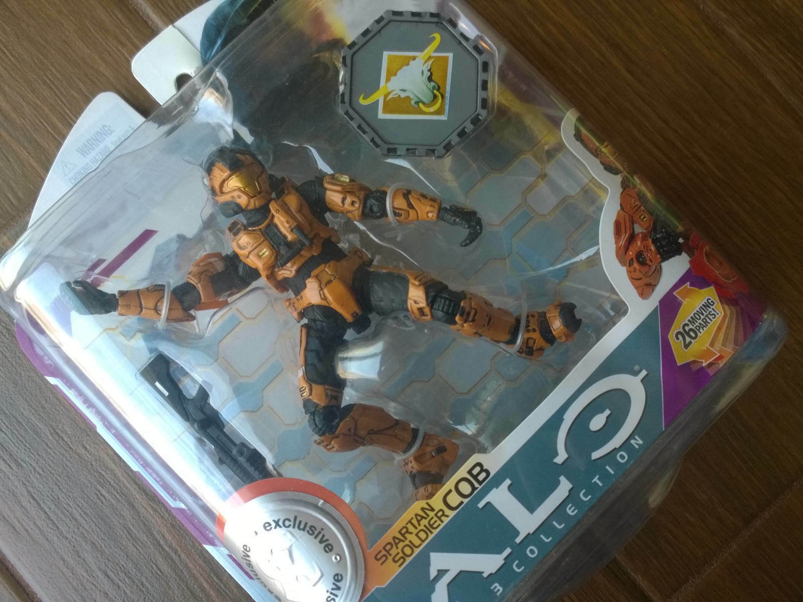 Toys R Us exclusive Halo 3 Series 6