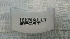GENUINE INSERTO VOLANTE RENAULT CLIO III 3 RS SPORT GT STEERING WHEEL OEM PART