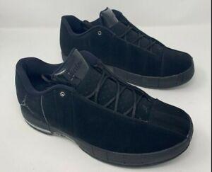 newest 30bf6 395ed Details about Nike Air Jordan TE Team Elite 2 Low MEN'S SIZE 12 Black  AO1696 003 Msrp $110