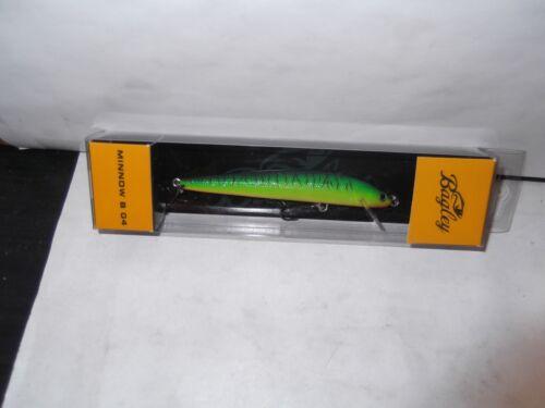 Bagley Minnow B 04 1//4 oz Dives 0-2 ft MB04-HT Hot Tiger