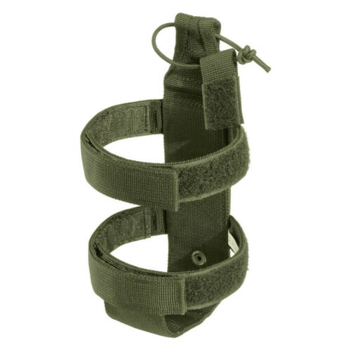 Water Bottle Holder Webbing Strap Carrier Bag Pouch Portable Outdoor Sports